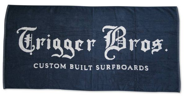 Trigger Bros Beach Towel